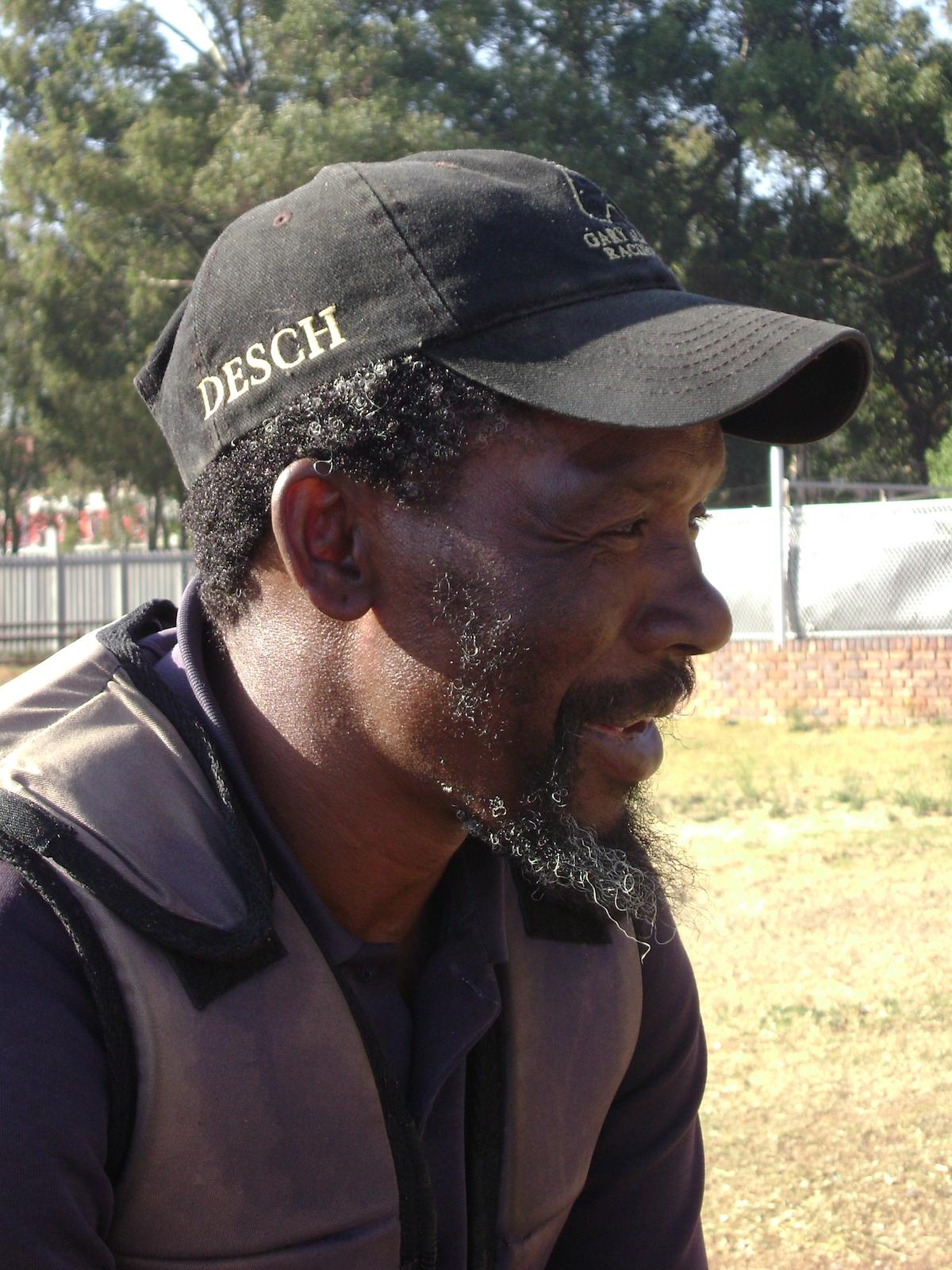 Gary Alexander's Induna Boyi Mbele
